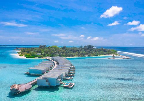 Maldív-szigetek: Holiday Inn Kandooma