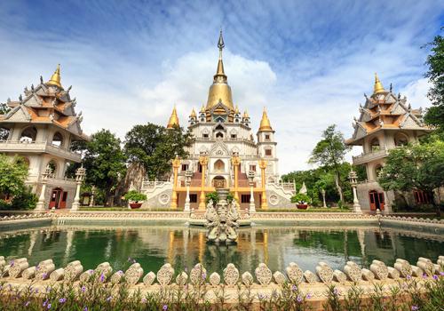 Felfedezni Vietnámot: Saigon (Ho Si Minh)