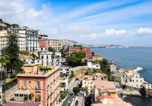 Európa rejtett kincsei: a Nápolyi-öböl titkai