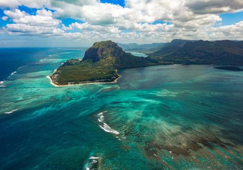 Mauritius, a smaragdsziget