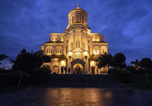 Kalandok a Kaukázusban: Grúzia luxuskivitelben (2. rész)