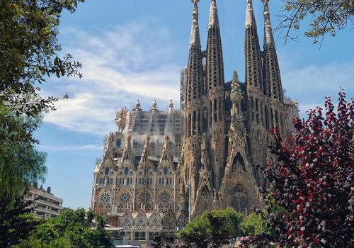 Spanyolország gyöngyszemei: Antoni Gaudí épületei (Barcelona)