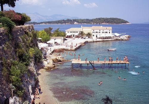 Görögország legjava: Korfu