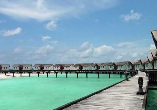 Szállások a Maldív-szigeteken: Reethi Beach Resort
