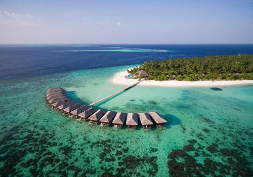 Szállások a Maldív-szigeteken: Filitheyo Island Resort