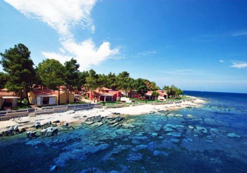Szállások Horvátországban: Meliá Istrian Villas for Plava Laguna 4*